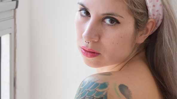 Suicide Girls Hopeful Set with luugrey  Siterip