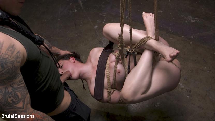 Kink.com brutalsessions Bondage Legend Casey Calvert Tied Hard and Fucked Harder by Huge Cock  WEBL-DL 1080p mp4