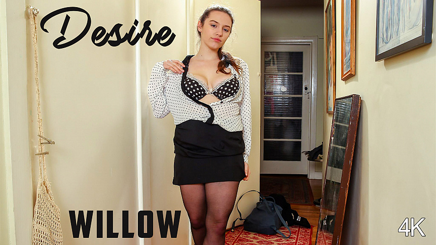 GirlsoutWest Willow – Desire  Video  Siterip 720p mp4 HD