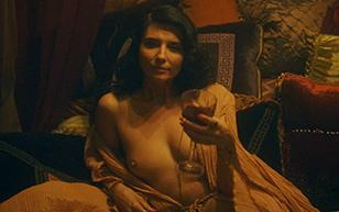MrSkin Amara Zaragoza Takes Out Her Gazonga in Strange Angel  WEB-DL Videoclip
