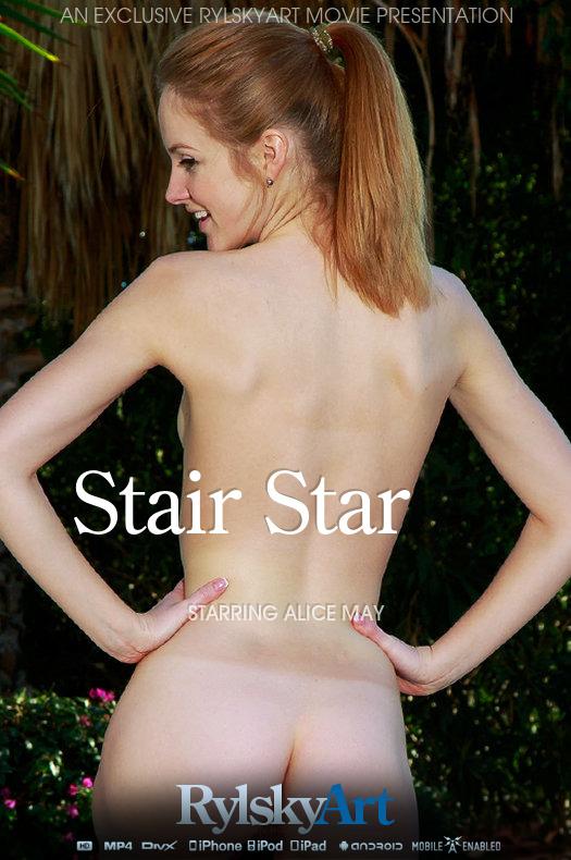 Rylskyart Alice May in Star Stair 24.08.2018 SITERIP IMAGEDUMP FULL SET