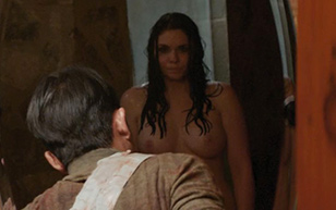 MrSkin Jodi Lyn O'Keefe Shows Her Jugs in Edge of Fear  WEB-DL Videoclip