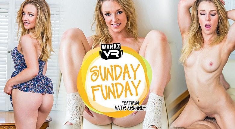 Wankz VR Sunday Funday  Siterip VR 2060p Binaural