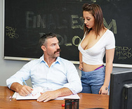Big Tits at School Naughty Trade for a Good Grade –  – 1 August 30, 2018 Brazzers Siterip 2018
