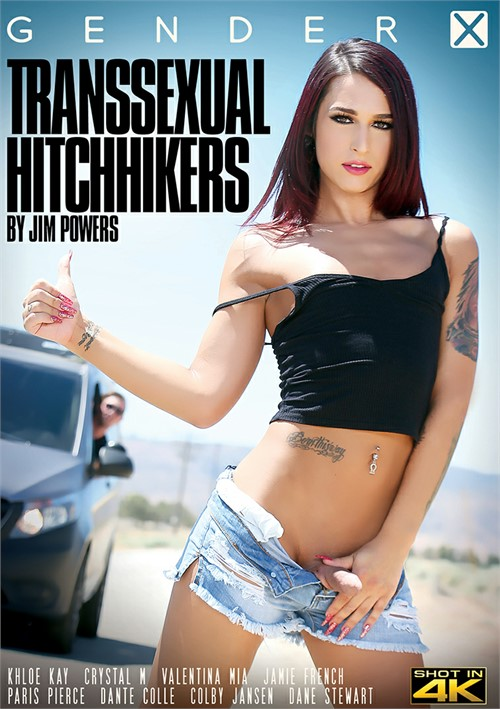 Transsexual Hitchhikers Gender X  [DVD.RIP. H.264 Production Year 2014]