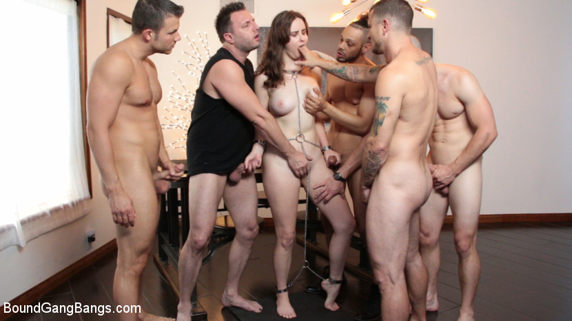 Kink.com boundgangbangs Jay Taylor gets DP'd in First Gangbang Ever!  WEBL-DL 1080p mp4