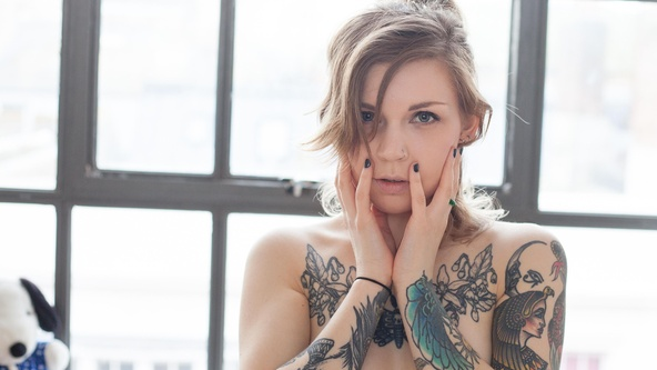 Suicide Girls Hopeful Set with tethys_  Siterip