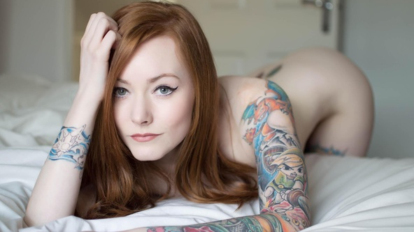 Suicide Girls Set of the day with mistyy  Siterip