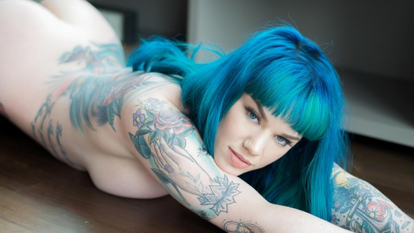 Suicide Girls Set of the day with donyx  Siterip