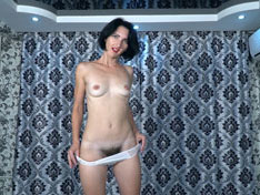 WeareHairy.com Aglaya has wild orgasms after masturbating  Video 1089p Hairy Closeup