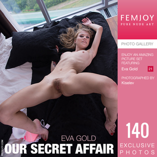 FEMJOY Our Secret Affair feat Eva Gold release September 19, 2018  [IMAGESET 4000pix Siterip NUDEART]