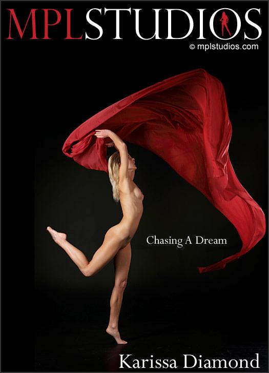 MPLSTUDIOS Karissa Diamond Chasing A Dream  Imageset 4000px Zip Archive