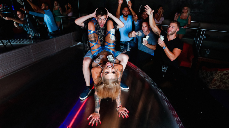RK Prime Rotten Experience At The Strip Club – Bonnie Rotten  [SITERIP Realitykings.com 720p MP4]