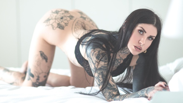 Suicide Girls SG Set with nykki  Siterip