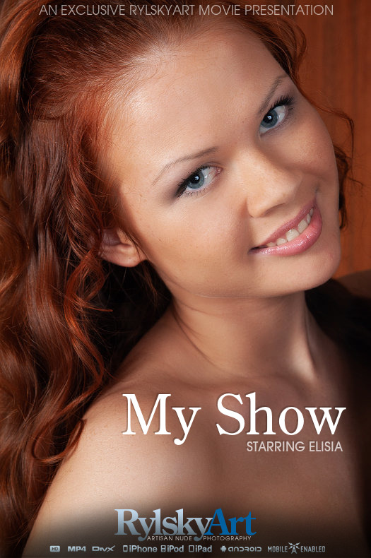 Rylskyart Elisia in My Show 07.09.2018 SITERIP IMAGEDUMP FULL SET