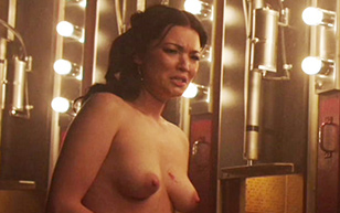 MrSkin Hannah Townsend Gets Topless in the Deuce  WEB-DL Videoclip