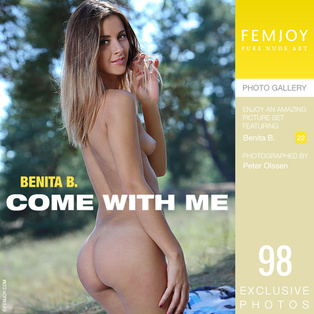 FEMJOY Come With Me feat Benita B. release September 11, 2018  [IMAGESET 4000pix Siterip NUDEART]
