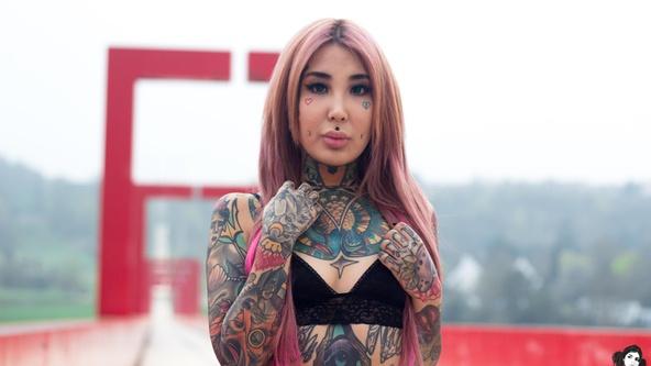 Suicide Girls Hopeful Set with mimixdarko  Siterip
