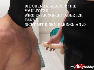 MydirtyHobby A surprise for my slave pig du8darfst  Video  GERMAN  H264 AAC  720p