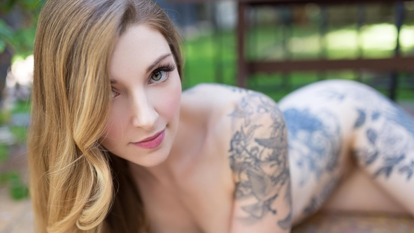 Suicide Girls Set of the day with pennyarcher  Siterip