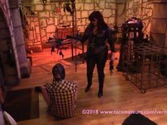 TacAmateurs VeronicaJade - Castle Dungeon BDSM Pt1 HD Video  [IMAGESET/Videoclip Amateur ] Siterip RIP