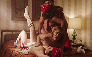 MrSkin Dominique Fishback & Others Film an Orgy Scene in The Latest Episode of The Deuce  Siterip Videoclip