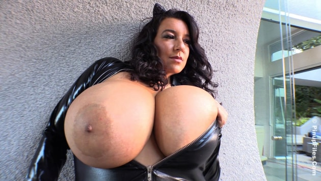 Pinupfiles Subrina Lucia – Cat Woman 1  Siterip Video 720p Multimirror