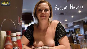 WANKITNOW Lucy Lauren Public Nudity  SITERIP WANKITNOW
