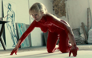 MrSkin MyAnna Buring Does Some Nude Painting in White Heat  WEB-DL Videoclip