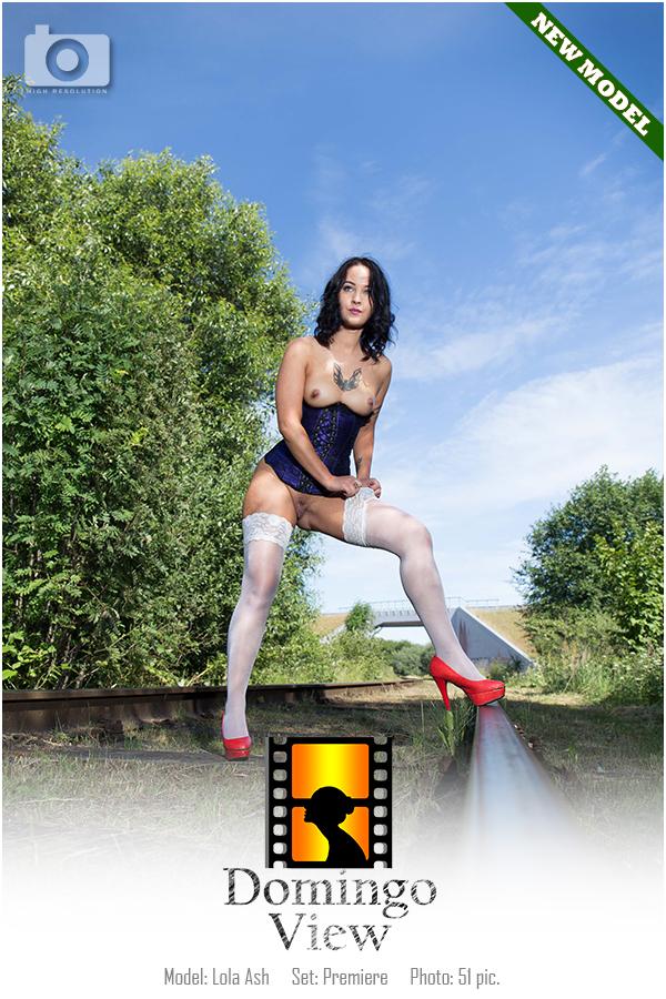Domingoview Lola Ash Emo girl, lola ash, http://domingoview.com  Siterip 1280×720 wmv Videoclip