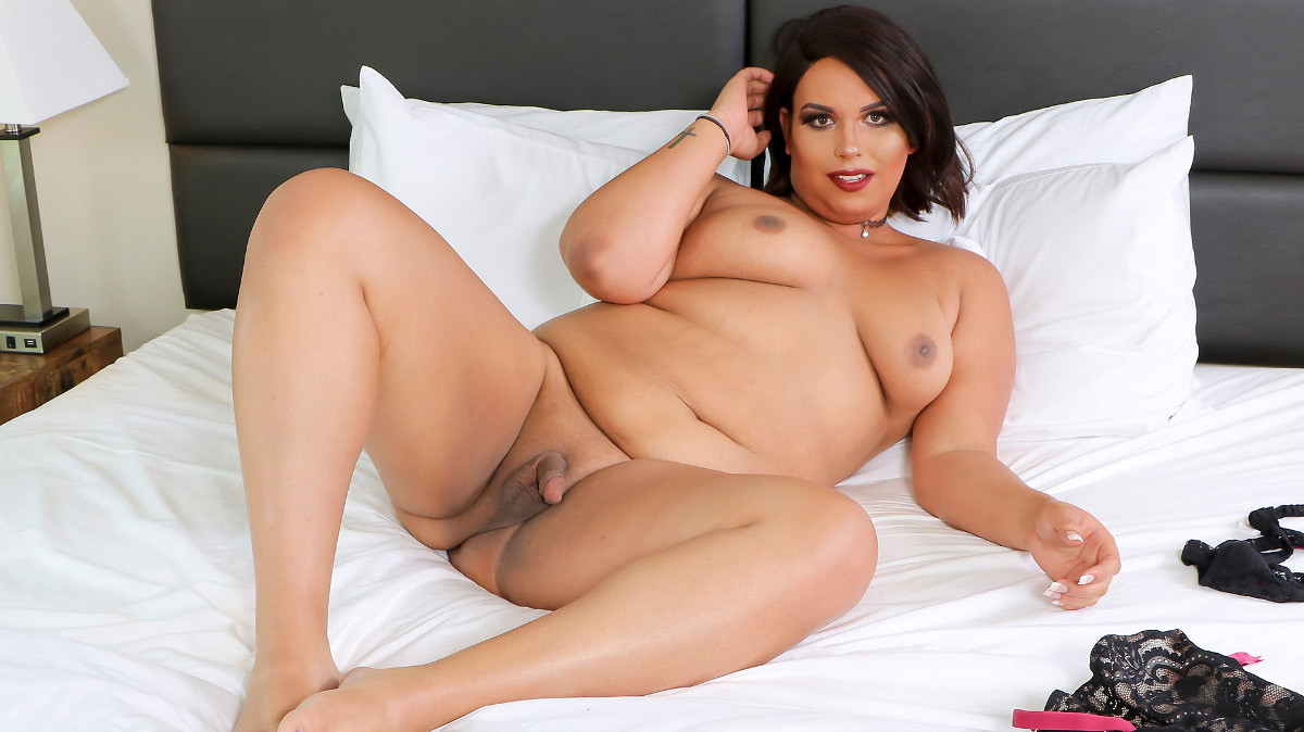 Groobygirls Maria Rose Cums For You!  Tranny XXX Siterip