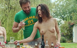 MrSkin Malya Roman Gets Fully Nude in the Appropriately Titled Flick Nude  WEB-DL Videoclip