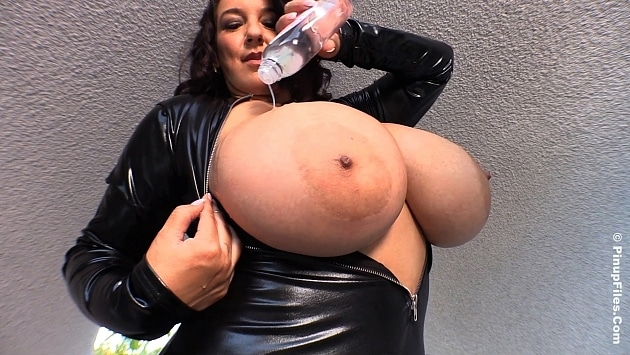 Pinupfiles Subrina Lucia – Cat Woman 2  Siterip Video 720p Multimirror