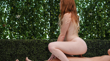 Netvideogirls Natural Redhead!  SITERIP H264 AAC  720p
