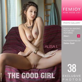 FEMJOY The Good Girl feat Alisa I. release October 6, 2018  [IMAGESET 4000pix Siterip NUDEART]