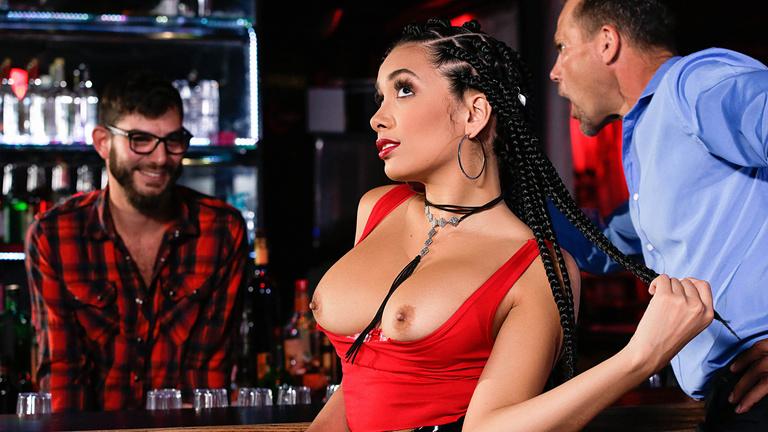Sneaky Sex Last Call – Aaliyah Hadid  [SITERIP Realitykings.com 720p MP4]