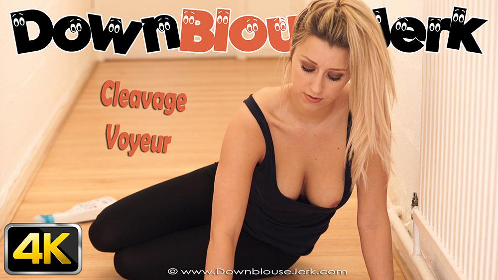 Downblousejerk Cleavage Voyeur  SITERIP Downblousejerk