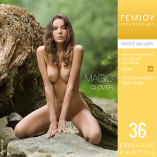 FEMJOY Magic feat Clover release October 27, 2018  [IMAGESET 4000pix Siterip NUDEART]
