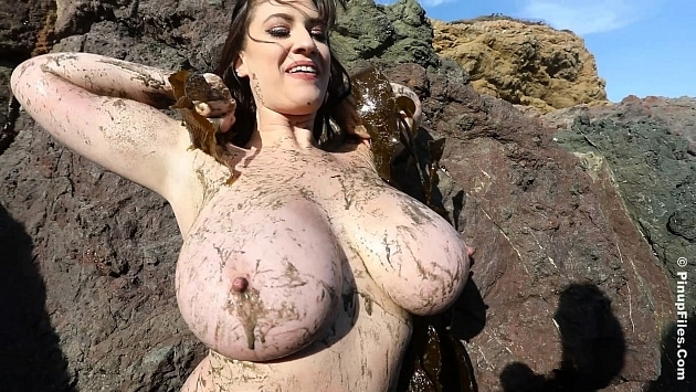 Pinupfiles Lana Kendrick – Muddy Mermaid 3  Siterip Video 720p Multimirror