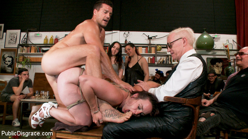 Kink.com publicdisgrace Bella Rossi Made To Come Again And Again And Again…  WEBL-DL 1080p mp4