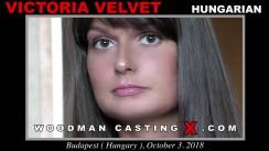 WoodmancastingX.com Victoria Velvet Release: 25:08  WEB-DL Mutimirror h.264 DVX
