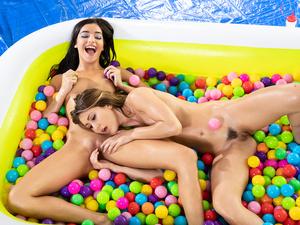 When Girls Play Ballin' Booties  Video 1080p mp4 Twistysnetwork