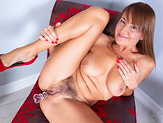 WeareHairy Elexis Monroe Elexis Monroe strips off her black lingerie WEB-DL 720p Hairy/Unshaved/Natural