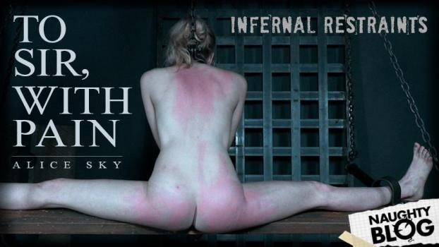 Infernal Restraints – Alice Sky   SITERIP Video 720p Multimirror
