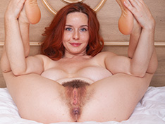 WeareHairy Elouisa Elouisa strips naked as a sexy nun in bed WEB-DL 720p Hairy/Unshaved/Natural