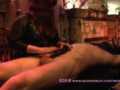 TacAmateurs VeronicaJade – Castle Dungeon BDSM Pt8 HD Video  [IMAGESET/Videoclip Amateur ]