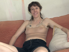 WeareHairy.com Roxanne gives us an update on her life and body  Video 1089p Hairy Closeup
