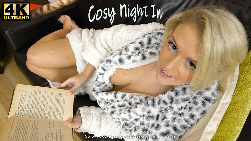Downblousejerk Cosy Night In  SITERIP Downblousejerk