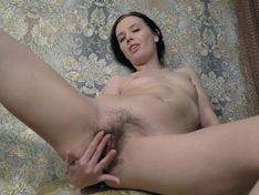 WeareHairy.com Jeanette enjoys special orgasms on her armchair  Video 1089p Hairy Closeup