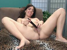 WeareHairy.com Simone masturbates and orgasms with her toy  Video 1089p Hairy Closeup